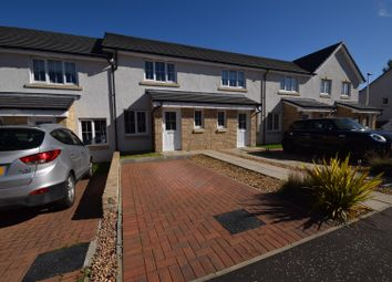 Thumbnail 2 bed terraced house for sale in Ethel Moorhead Place, Perth