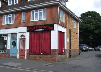 Thumbnail Retail premises to let in Ship Street, East Grinstead
