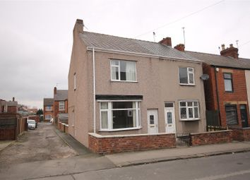 Thumbnail 2 bed semi-detached house for sale in Penmore Street, Hasland, Chesterfield