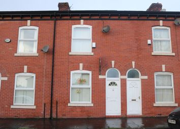 Thumbnail 2 bedroom terraced house for sale in Canberra Street, Manchester