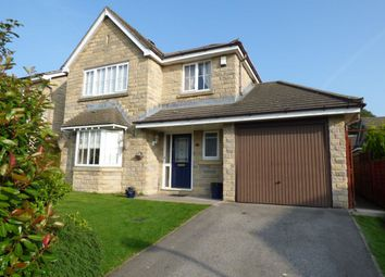 Thumbnail 4 bedroom detached house for sale in Oakhall Park, Thornton, Bradford