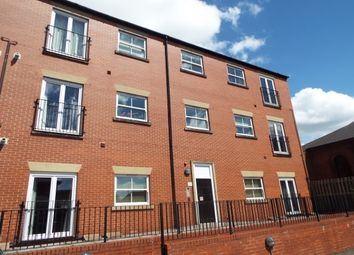 Thumbnail 2 bed flat to rent in Wycliffe Court, Bewsey