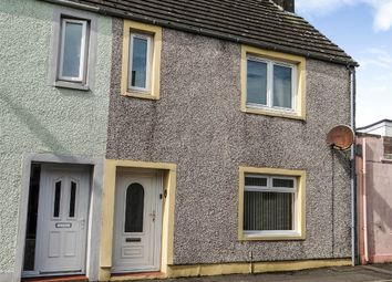 Thumbnail 2 bed terraced house for sale in Sheuchan Street, Stranraer, Dumfries And Galloway