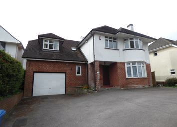 Thumbnail 4 bedroom detached house to rent in Sandbanks Road, Lilliput, Poole