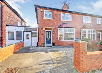 Thumbnail 3 bed semi-detached house for sale in St. Georges Road, North Shields, Tyne And Wear
