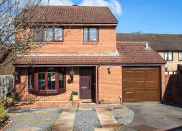 Thumbnail 3 bed detached house for sale in Dickens Dell, Totton, Southampton