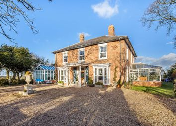 Thumbnail 5 bedroom country house for sale in Manby Road, Louth