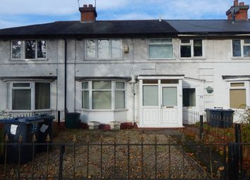 Thumbnail 2 bed terraced house to rent in Barnsdale Crescent, Birmingham