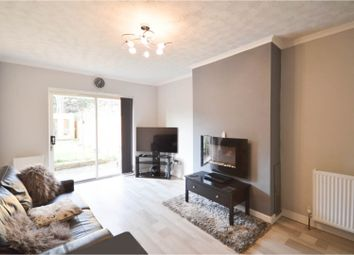 Thumbnail 2 bed semi-detached bungalow for sale in Willis Grove, Bedworth