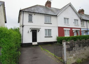 Thumbnail 3 bed end terrace house for sale in Illtyd Road, Cardiff