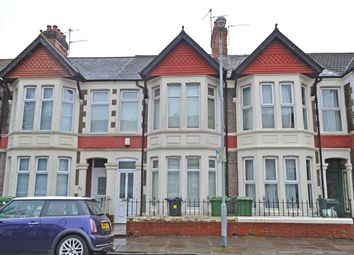 Thumbnail 4 bed terraced house to rent in Canada Road, Heath/Gabalfa, Cardiff