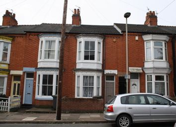 Thumbnail 3 bed terraced house to rent in Cambridge Street, West End, Leicester