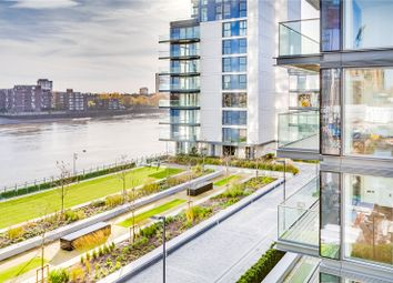 Thumbnail 2 bed flat to rent in Compton House, Waterfront Drive, London