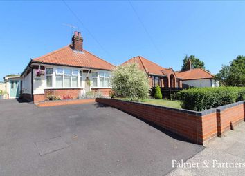 Thumbnail 2 bed detached bungalow for sale in Sidegate Lane, Ipswich