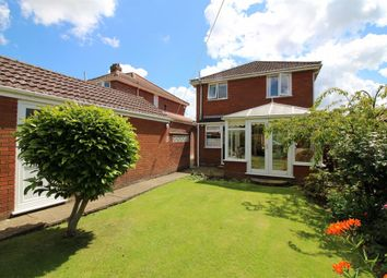 Thumbnail 3 bed detached house for sale in Drayton Wood Road, Hellesdon, Norwich