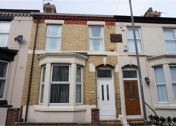 Thumbnail 3 bed terraced house for sale in Castlewood Road, Liverpool