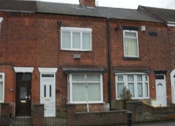 Thumbnail 2 bed terraced house to rent in Lea Road, Gainsborough