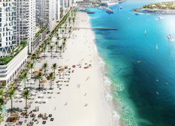 Thumbnail 2 bed apartment for sale in Beach Vista, Emaar Beachfront, United Arab Emirates