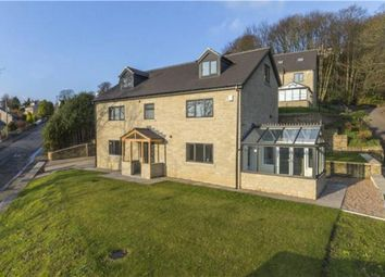 Thumbnail 5 bed detached house for sale in Dunkirk Rise, Riddlesden, West Yorkshire