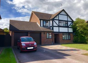 Thumbnail 4 bed detached house for sale in Shoeburyness, Southend-On-Sea, Essex