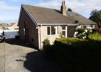Thumbnail 2 bed semi-detached bungalow to rent in Ling Croft, Boston Spa