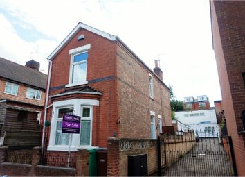Thumbnail 3 bed detached house for sale in Marshall Street, Nottingham