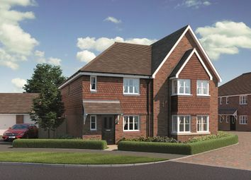 Thumbnail 5 bed detached house for sale in Gilbert White Way, Alton, Hampshire