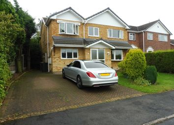 Thumbnail 4 bedroom detached house for sale in Aintree Drive, Mexborough