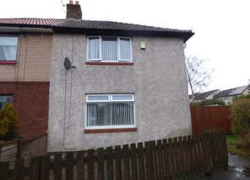 Thumbnail 2 bed semi-detached house for sale in Lightfoot Drive, Carlisle, Cumbria