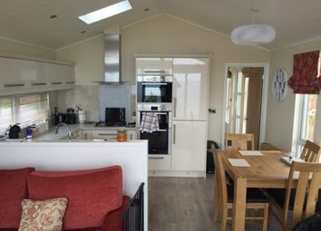 Thumbnail 2 bedroom lodge for sale in Torquay Road, Shaldon, Teignmouth