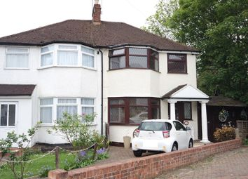 Thumbnail 3 bed semi-detached house for sale in Golda Close, Barnet