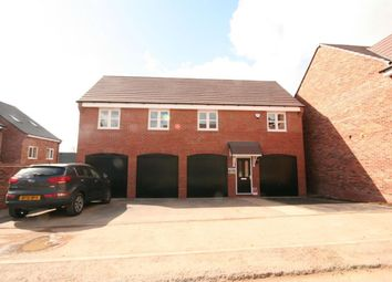Thumbnail 2 bed detached house to rent in Elder Avenue, Eden Park, Rugby