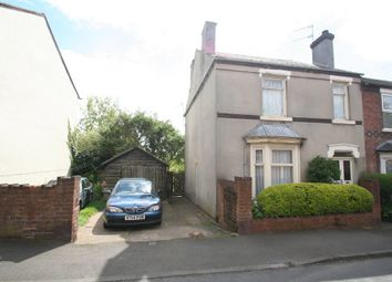 Thumbnail 3 bed end terrace house for sale in Brook Street, Wordsley, Stourbridge