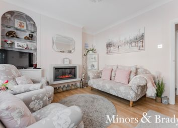 3 bed terraced house for sale in Suffield Road, Gorleston, Great Yarmouth NR31