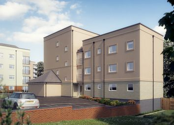 "Thumbnail 2 bed flat for sale in ""The Apartments"" at Locking Moor Road, Weston-Super-Mare"