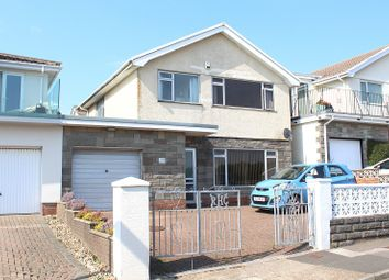 Thumbnail 3 bed link-detached house for sale in Higher Lane, Langland, Swansea