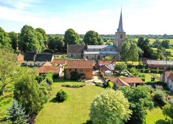 Thumbnail 4 bed detached house for sale in Church Hill, Banham, Norwich