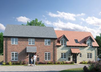 Thumbnail 3 bed semi-detached house for sale in Sharpe Close, Carlton, Bedfordshire
