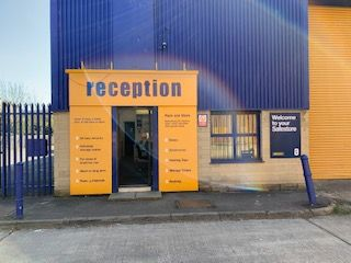 Thumbnail Office to let in Safestore Self Storage, Bellotts Road, Twerton, Bath