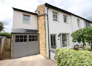 Thumbnail 4 bed semi-detached house for sale in Spring Gardens, West Molesey