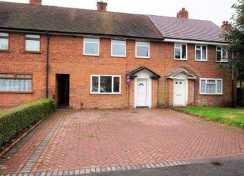 Thumbnail 3 bed terraced house for sale in Quinton Road West, Birmingham