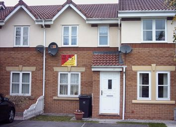 Thumbnail 2 bed terraced house to rent in Leywell Drive, Carlisle