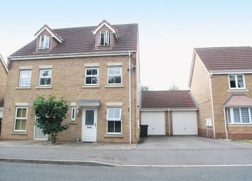 Thumbnail 3 bed semi-detached house for sale in Dudley, Netherton, Racemeadow Crescent