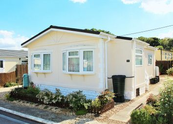 Thumbnail 2 bed mobile/park home for sale in Drapers Copse, Claypits Lane, Dibden, Southampton