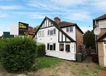 Thumbnail 3 bed semi-detached house for sale in Belsize Road, Harrow