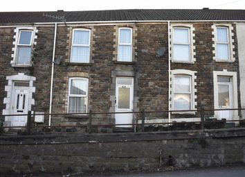 Thumbnail 2 bedroom terraced house for sale in Llangyfelach Road, Swansea