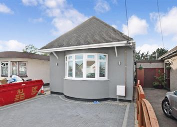 Thumbnail 2 bedroom detached bungalow for sale in Stanley Road North, Rainham, Essex