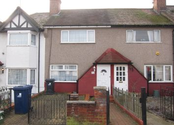 Thumbnail 3 bed terraced house for sale in Berkeley Avenue, Greenford