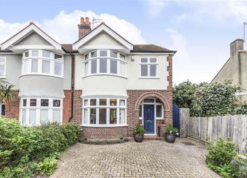 4 bed semi-detached house for sale in Vicarage Road, Hampton Wick, Kingston Upon Thames KT1
