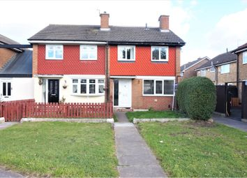 Thumbnail 3 bed semi-detached house for sale in Thursby Drive, Ormesby, Middlesbrough